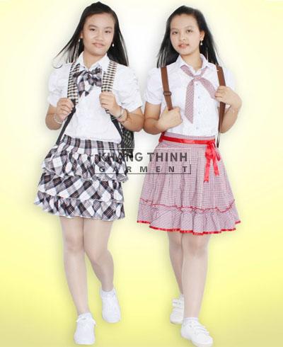Đồng phục học sinh 003