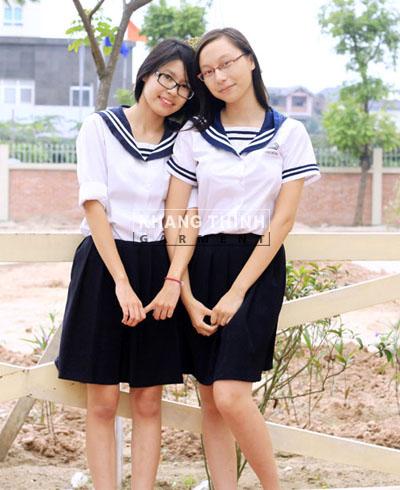 Đồng phục học sinh 011