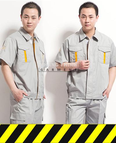 Quần áo BHLĐ 001
