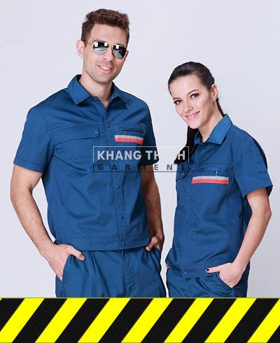 Quần áo BHLĐ 004