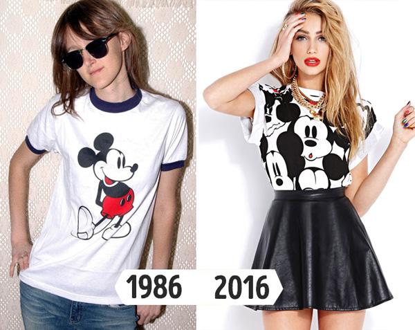 Có những phong cách thời trang ngày xưa đã được hồi sinh, bạn có biết không???