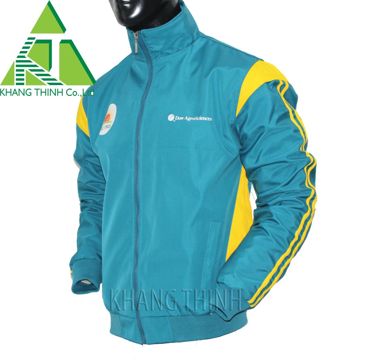 Áo gió, áo khoác đồng phục