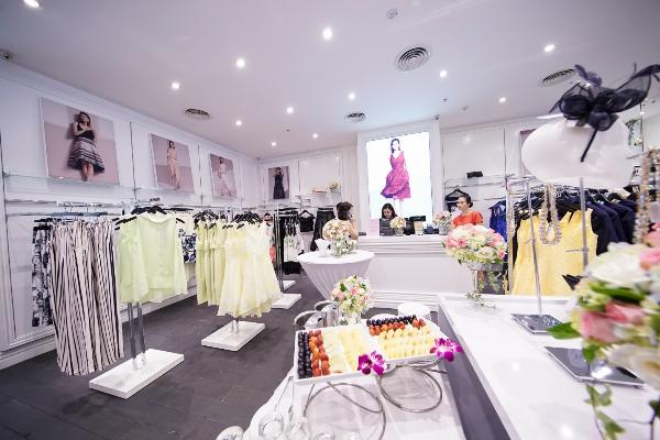 Coast London ra mắt cửa hàng thứ 3 tại Saigon Centre